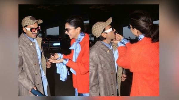 Watch: Deepika Gets 'Birthday Surprise' From A Fan At Airport