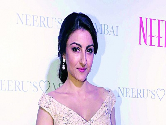 We found a director for Jethmalani biopic, says Soha Ali Khan