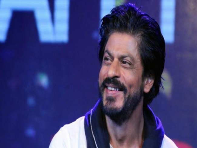 Shah Rukh among 3 global stars to be honoured with Crystal Award at WEF Davos summit