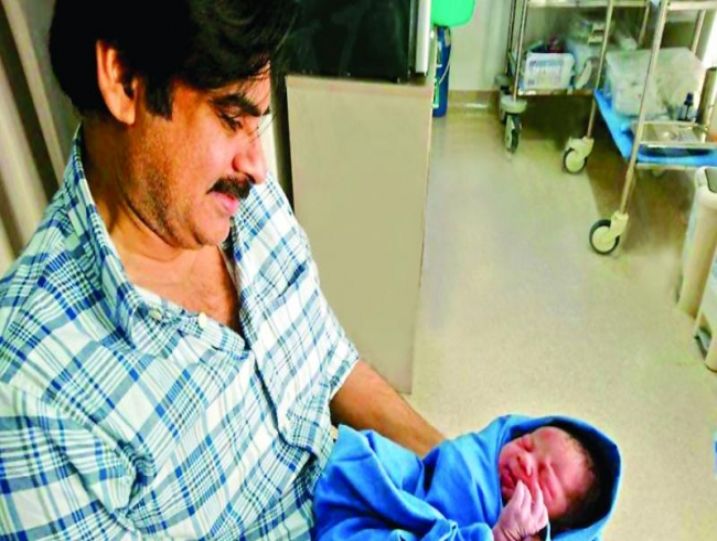 Mark Shankar Pawanovich is the name of Pawan Kalyan's son!