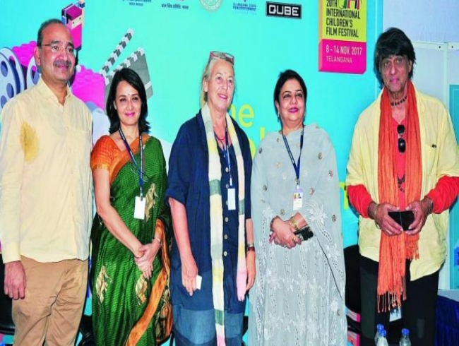 Fewer Telugu films at 20th International Children's Film Festival