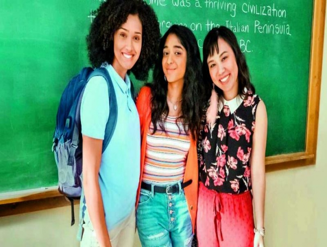 American TV series Never Have I Ever strikes a chord with Indian students