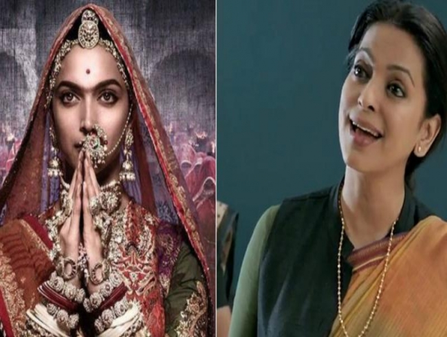 Not right, says Juhi Chawla on death threats to Deepika Padukone