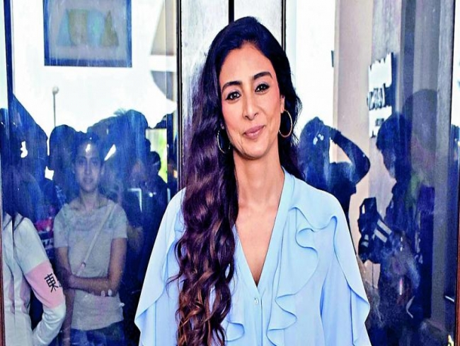 I have only one scene in Bharat, says Tabu