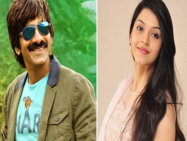 Energy is Ravi Teja's middle name, says his Raja The Great co-star Mehreen Kaur