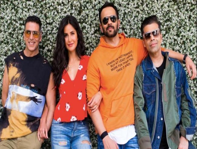 It's official! Katrina Kaif to reunite with Akshay Kumar for 'Sooryanvanshi'