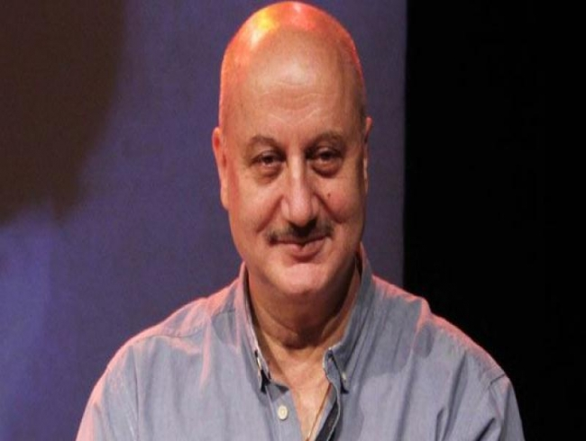 Anupam Kher is new FTII chairman