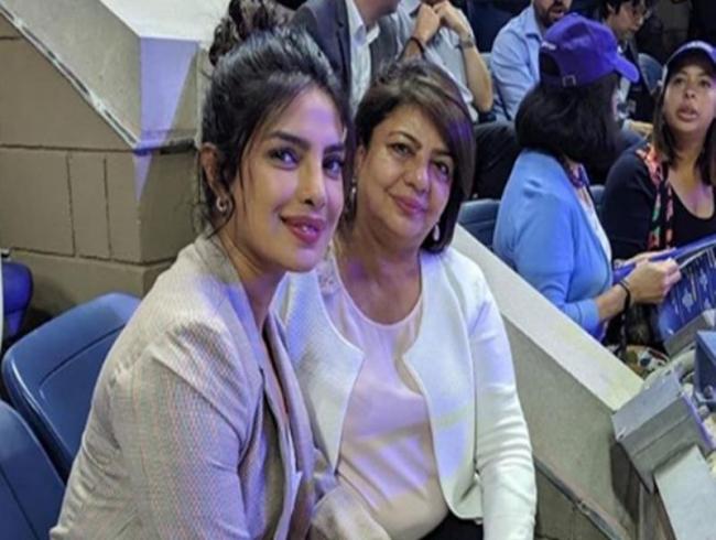 Photos: Priyanka Chopra, her mom witness Serena Williams' 100th US Open win live