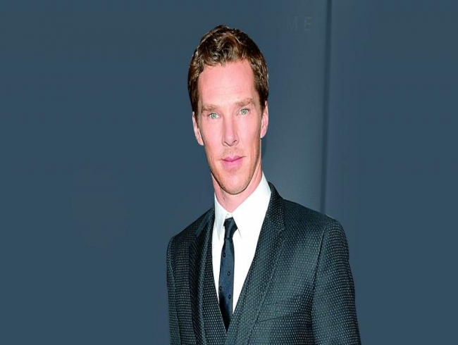 Benedict Cumberbatch takes a stand for women