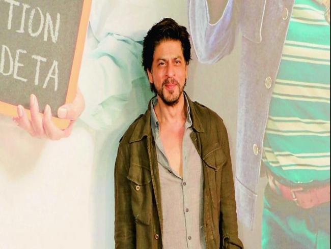 18 scripts await Shah Rukh's nod