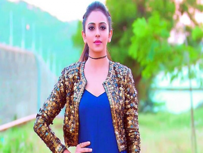 Rakul Preet Singh to further Telangana's girl child cause