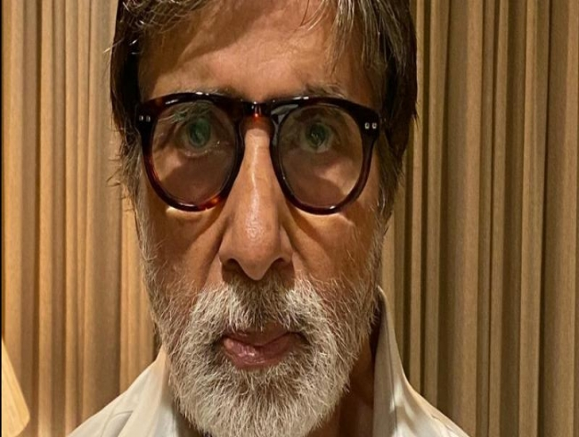 First person: Amitabh Bachchan on how COVID impacts patient's mental health