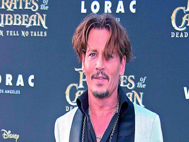 Johnny Depp's movie release held back