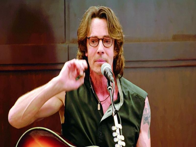 Rick Springfield on depression