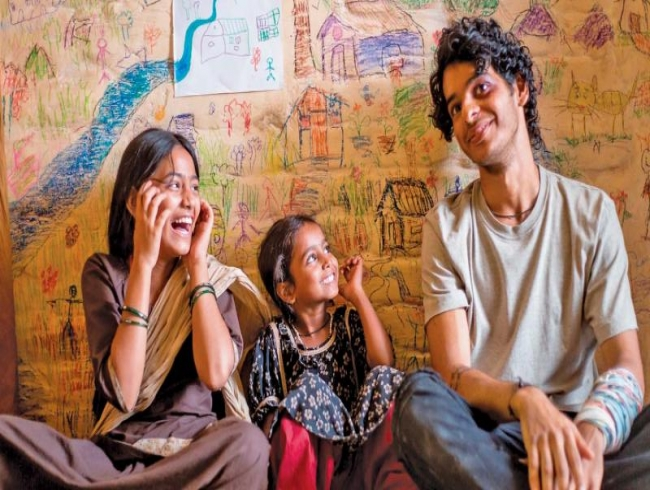Muqabala happened magically: Ishaan Khatter