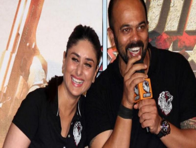 Will make whole film with her, why cameo? says Rohit on Kareena being in Golmaal 4