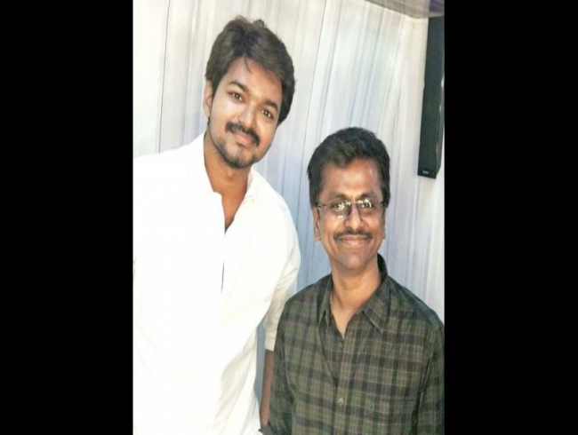 Sun Pictures to unite Vijay and AR Murugadoss?