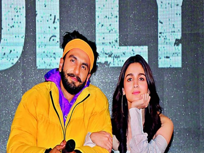 I was born to do Gully Boy, says Ranveer Singh