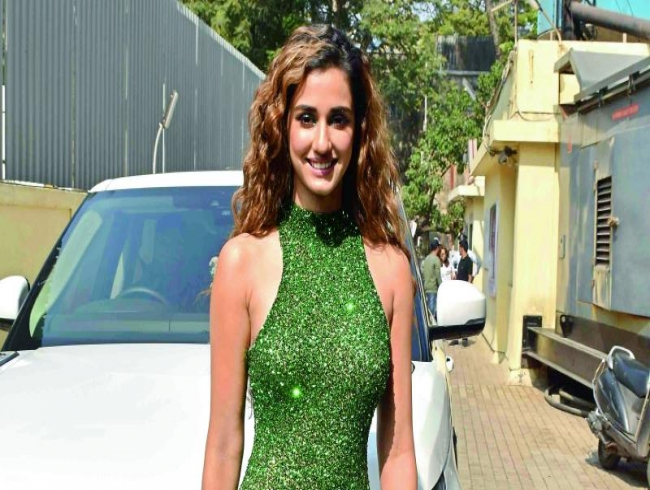 Double standard from Disha Patani?
