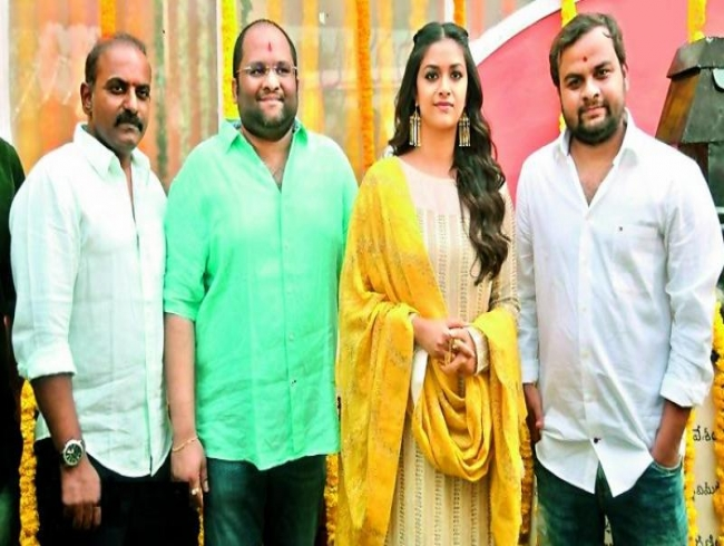 Keerthy Suresh in a female-centric drama