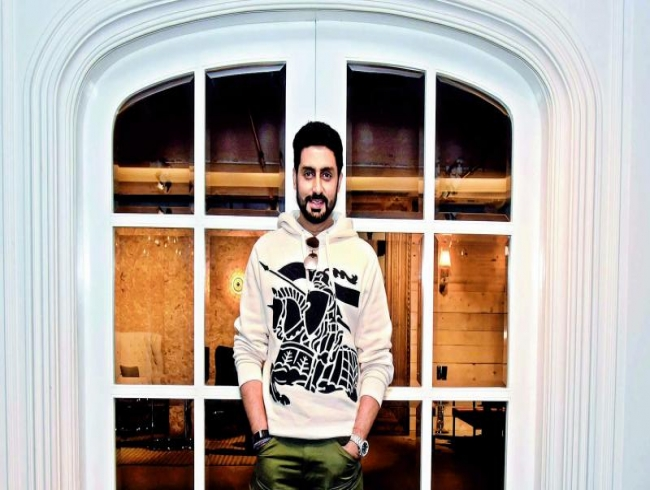 Abhishek Bachchan shares thank you video post COVID recovery