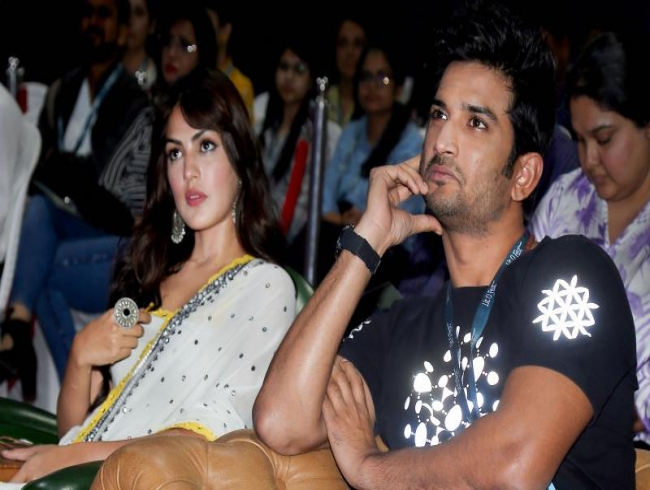Sushant's father lodges FIR against actor Rhea Chakraborty, 6 others