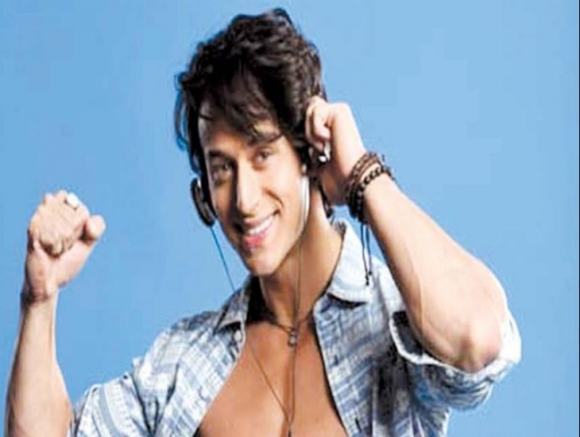 Everyone is nice to me except RGV sir, says Tiger Shroff