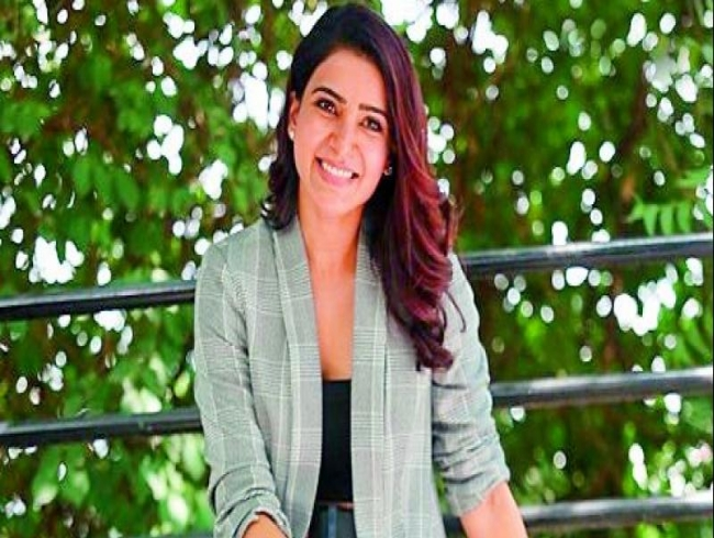 Actresses have a long way to go: Samantha