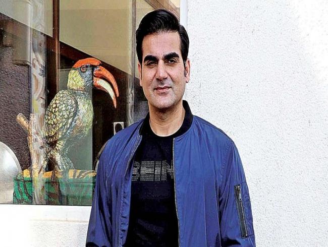 I won't hide my relationship with Georgia, says Arbaaz Khan