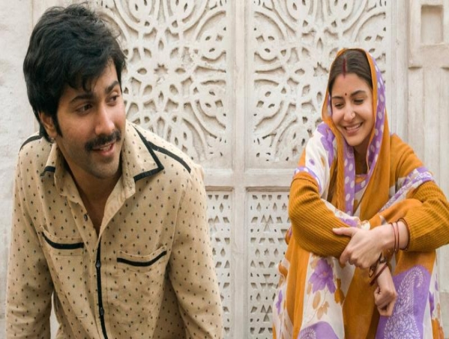 Sui Dhaaga first look: Varun Dhawan and Anushka Sharma transform themselves for film
