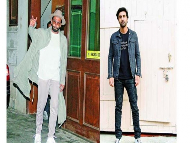 Ranveer Singh-Ranbir Kapoor to team up soon?