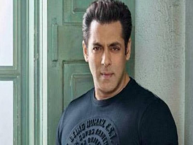 Superstar Salman Khan requests everyone to be safe amid Covid-19