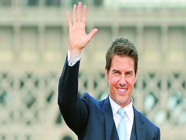 Tom Cruise hasn't met daughter in years