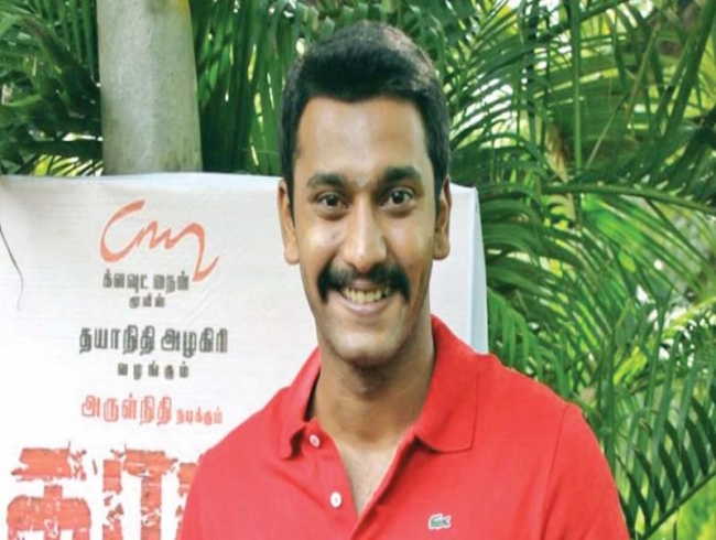 Arulnithi and Radha Mohan join hands again