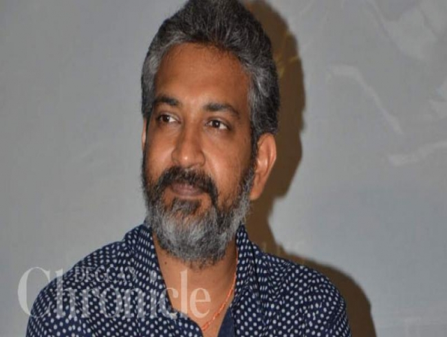 'What a journey': Rajamouli gets emotional about last working day on Baahubali