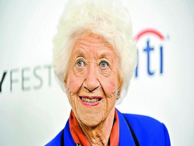 Charlotte Rae dies at 92