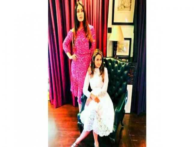 I get jealous of 'Kareena Kapoor Khan' new friendships: Amrita Arora