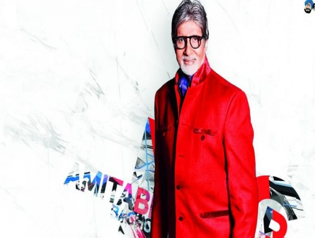 Vivek Sharma's Amitabh Bachchan aspirations