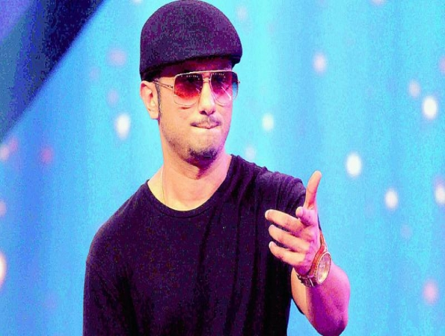 Now, a web series on Honey Singh