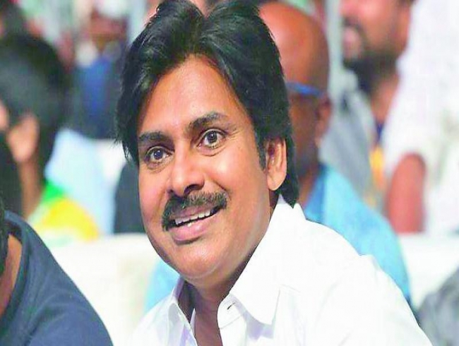 Pawan Kalyan spends time with newborn, wife