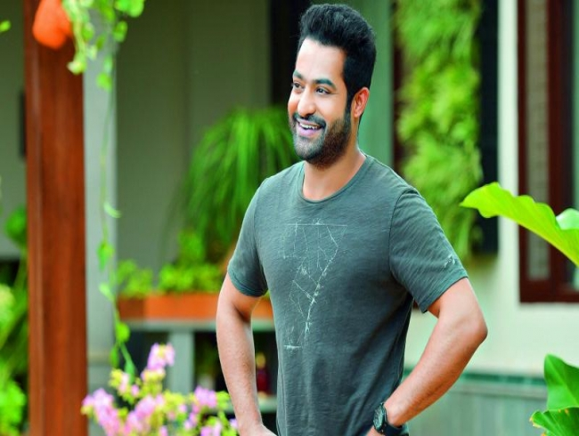Jr NTR shows off his Moves