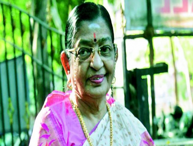 Suseela lays rumours to rest