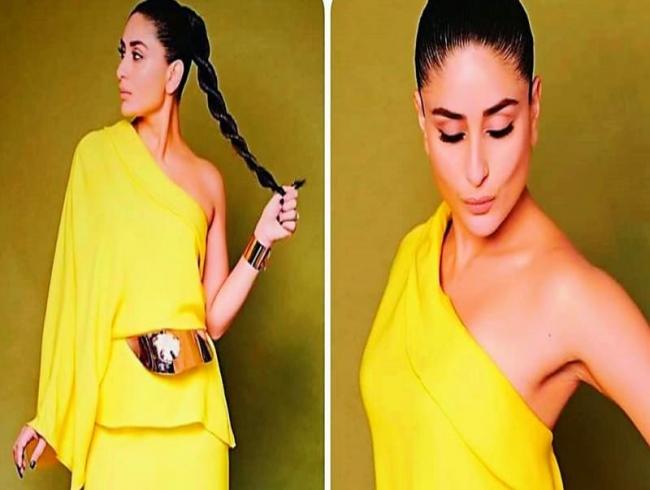 Yellow: Kareena Kapoor Khan's new obsession