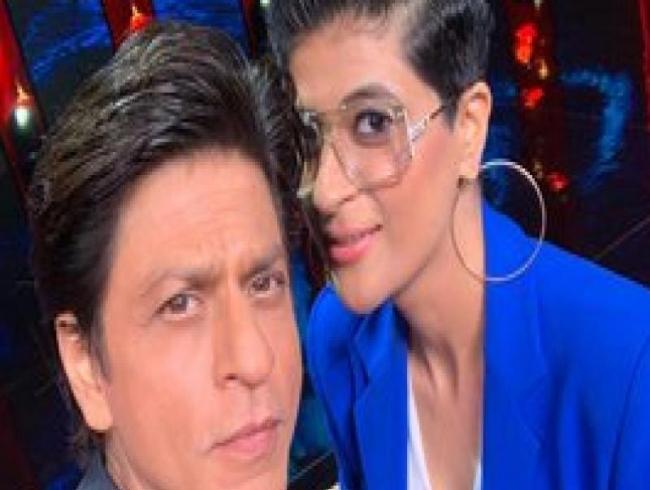 Bala ki Biwi kahin ki: SRK calls Ayushmann Khurrana's wife Tahira Kashyap