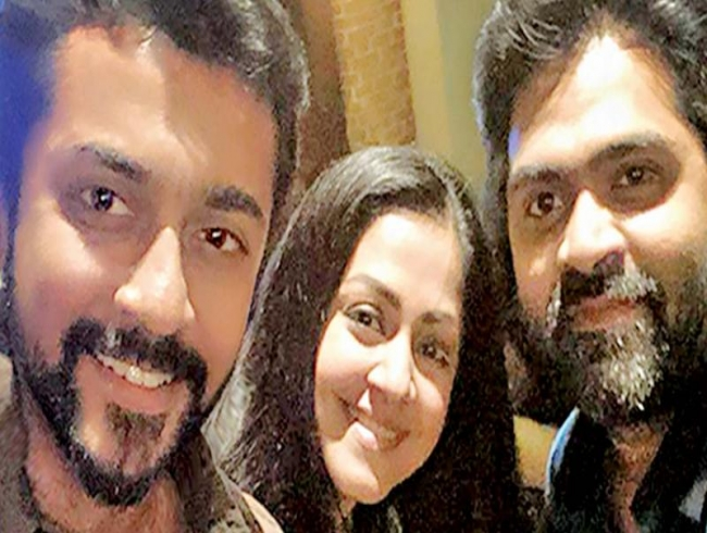 Simbu, Jyothika team up for fourth time