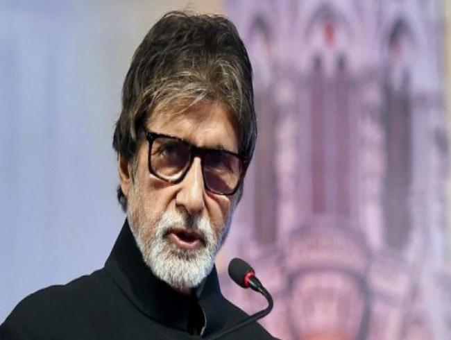 Megatstar Amitabh Bachchan gets 'Home Quarantined' stamp amid coronavirus
