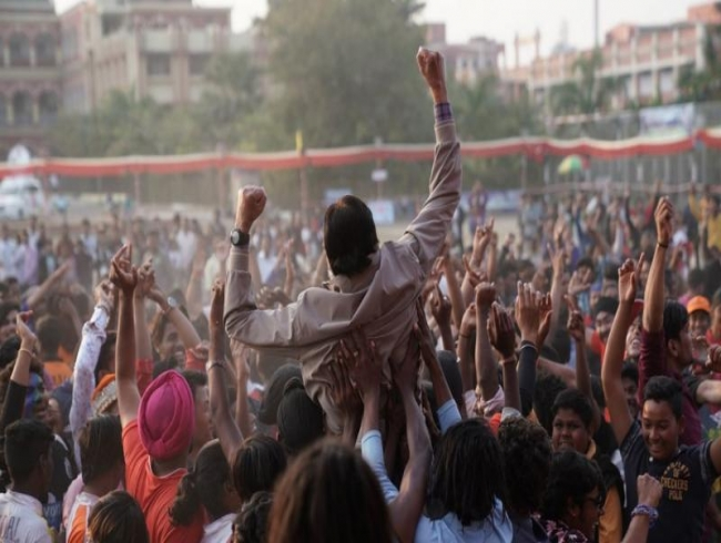 Hyderabad filmmaker sends legal notice to 'Jhund' makers over copyright infringement