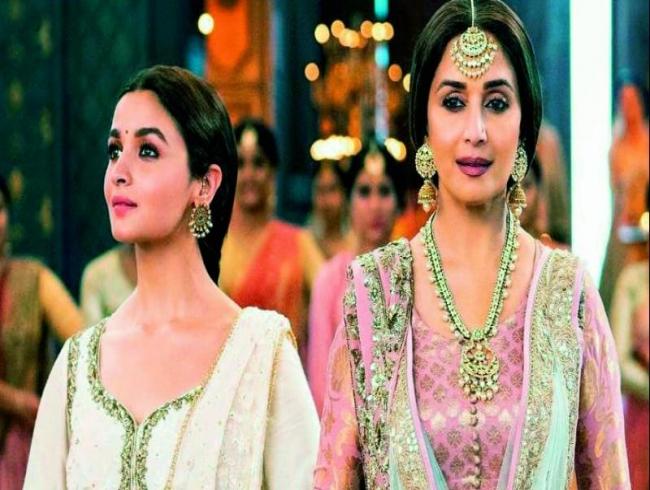 Kalank: No jugalbandi between Alia Bhatt-Madhuri Dixit