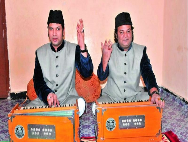 Living epithets of qawwali
