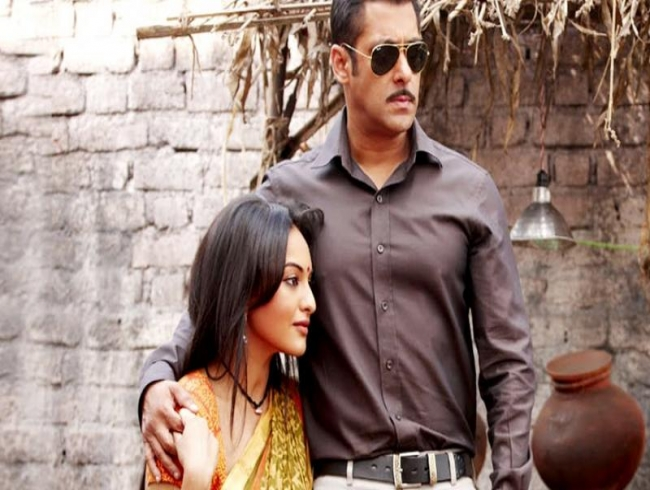 Sonakshi thanks Salman, others for Dabangg, feels she can go on for 70 more years